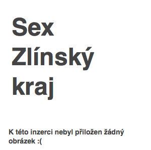 Sex Zlínský kraj
