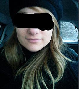 holka na sexuální hrátky z Olomouce